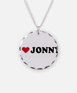 Unique Jon Necklace