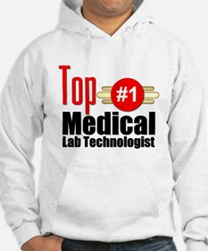 Top Medical Lab Technologist Hoodie