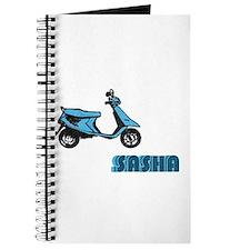 Scooter Sasha Journal