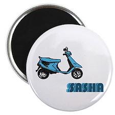 Scooter Sasha Magnet