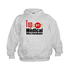 Top Medical Office Coordinator Hoodie