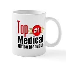 Top Medical Office Manager Mug