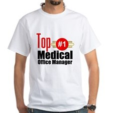Top Medical Office Manager Shirt