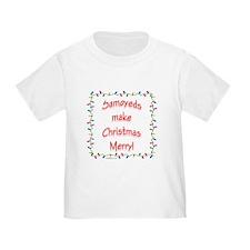 Merry Samoyed T