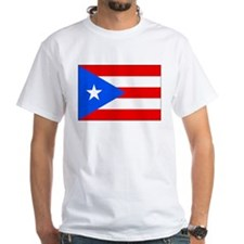 Puerto Rico Flag Picture Shirt