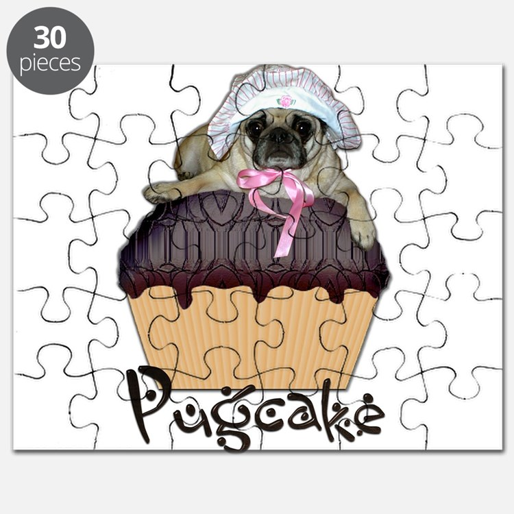Pugcake Puzzle