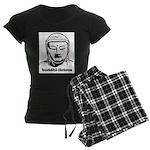 BUDDHA (Buddhi-licious) Women's Dark Pajamas