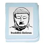 BUDDHA (Buddhi-licious) baby blanket