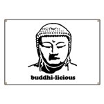 BUDDHA (Buddhi-licious) Banner