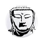 "BUDDHA (Buddhi-licious) 3.5"" Button"