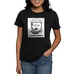 BUDDHA (Buddhi-licious) Women's Dark T-Shirt
