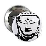 """BUDDHA (Buddhi-licious) 2.25"""" Button (10 pack"""