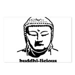 BUDDHA (Buddhi-licious) Postcards (Package of 8)
