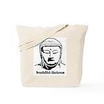 BUDDHA (Buddhi-licious) Tote Bag