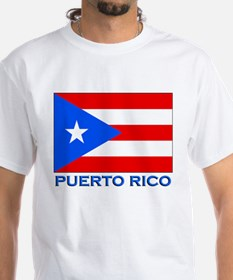 Puerto Rico Flag Gear Shirt