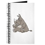 Rhino with an Attitude Journal