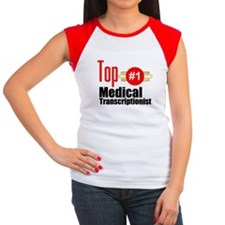 Top Medical Transcriptionist Tee