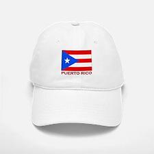 Puerto Rico Flag Merchandise Baseball Baseball Cap
