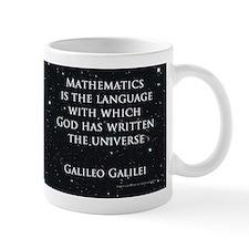 Galileos Universe Small Mug