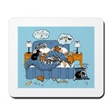Collie Classic Mousepad
