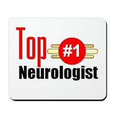 Top Neurologist Mousepad