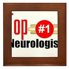 Top Neurologist Framed Tile