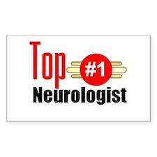 Top Neurologist Decal