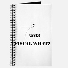 Fiscal Cliff - Fiscal What? Journal