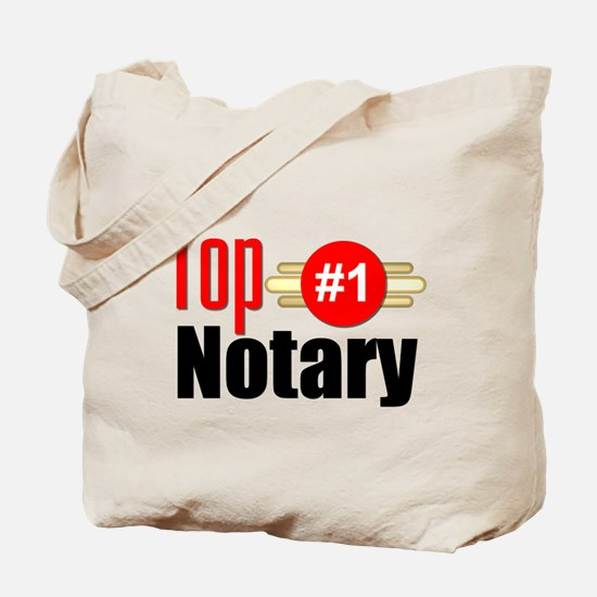 Top Notary Tote Bag
