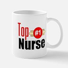 Top Nurse Mug
