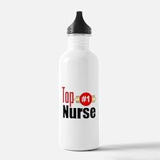 Top Nurse Water Bottle