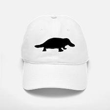 Platypus (Silhouette) Baseball Baseball Cap