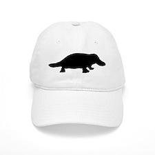 Platypus (Silhouette) Baseball Cap