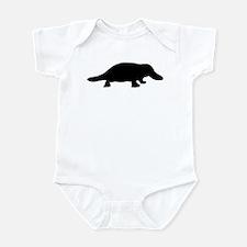 Platypus (Silhouette) Infant Bodysuit