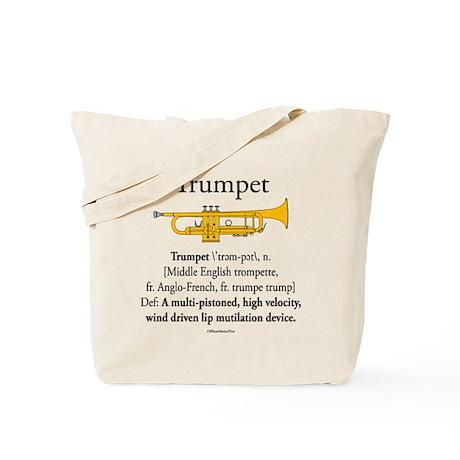 Trumpet MD Tote Bag