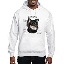 Longhair Chihuahua Hoodie