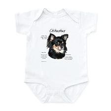Longhair Chihuahua Infant Bodysuit