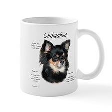 Longhair Chihuahua Mug