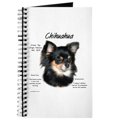 Longhair Chihuahua Journal