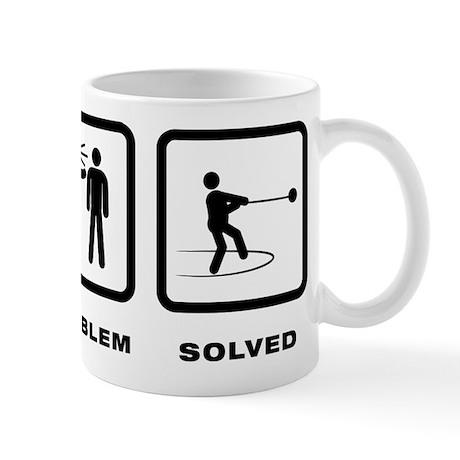 Hammer Throwing Mug