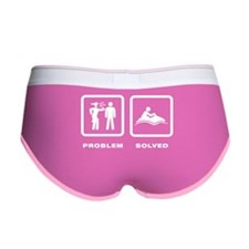 Jet-Skiing Women's Boy Brief