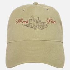Mack This Ball Baseball Baseball Cap