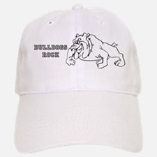 Bulldogs Rock Ball Baseball Baseball Cap