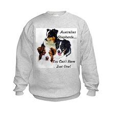 Funny Australian shepherd Sweatshirt