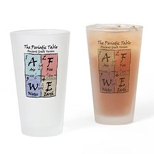 Periodic Table - Ancient Greek Version - Chemistry