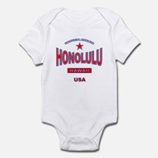 Honolulu Infant Bodysuit