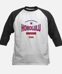 Honolulu Kids Baseball Jersey