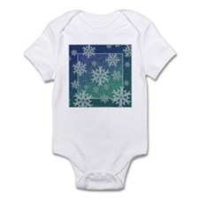 Celtic Knotwork Snowflake Infant Bodysuit