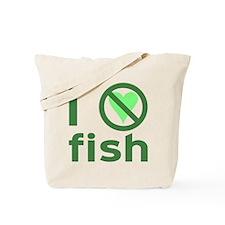 I Hate Fish Tote Bag