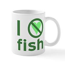 I Hate Fish Mug
